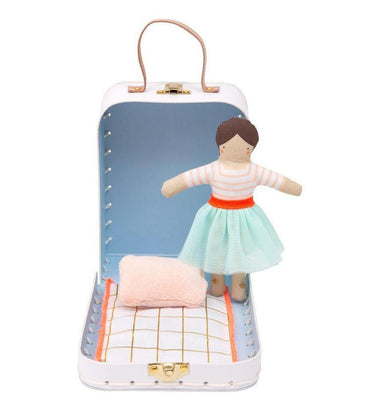 Meri Meri Lila's Mini Suitcase House on DLK | designlifekids.com