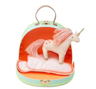 Meri Meri Bella the Mini Unicorn Suitcase on DLK | designlifekids.com