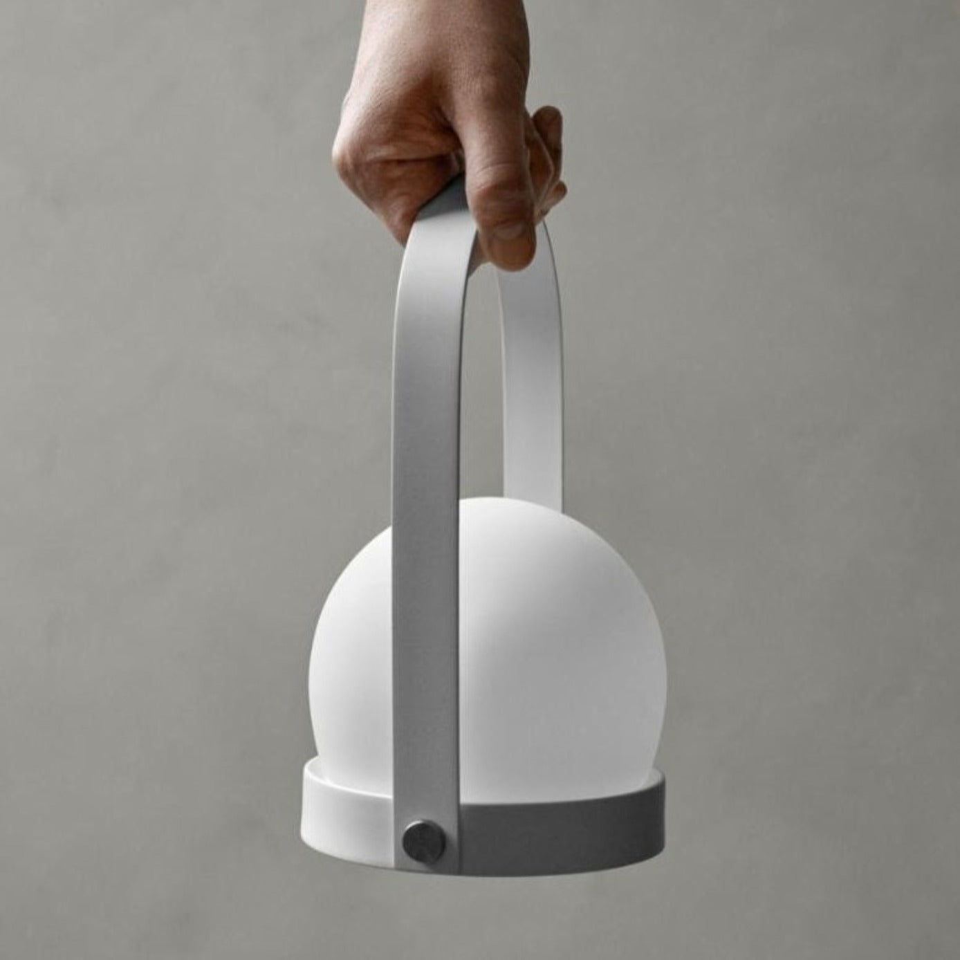 Normann Copenhagen WHITE BLOCK TABLE ON DLK