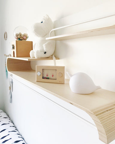 Rafa Kids Shelf on DLK | designlifekids.com