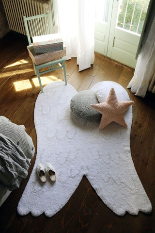 Lorena Canals SILHOUETTE WINGS RUG ON DLK