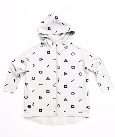 Mainio CRAYON OVERSIZED HOODIE ON DLK