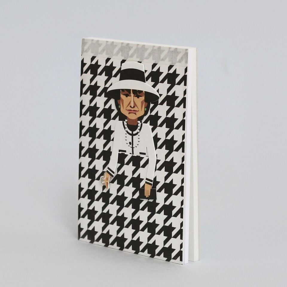 Noodoll COCO CHANEL SKETCHBOOK ON DLK