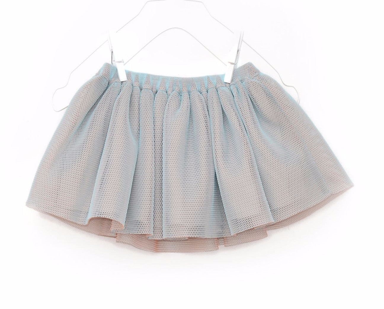 Little Man Happy Shimmer Ballet Skirt on DLK