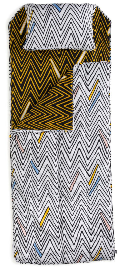 Sack Me! ZigZag Sleeping Bag on DLK