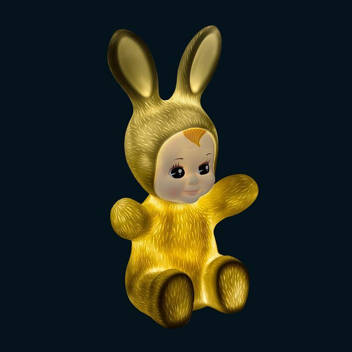 Goodnight Light BUNNY BABY LAMP ON DLK