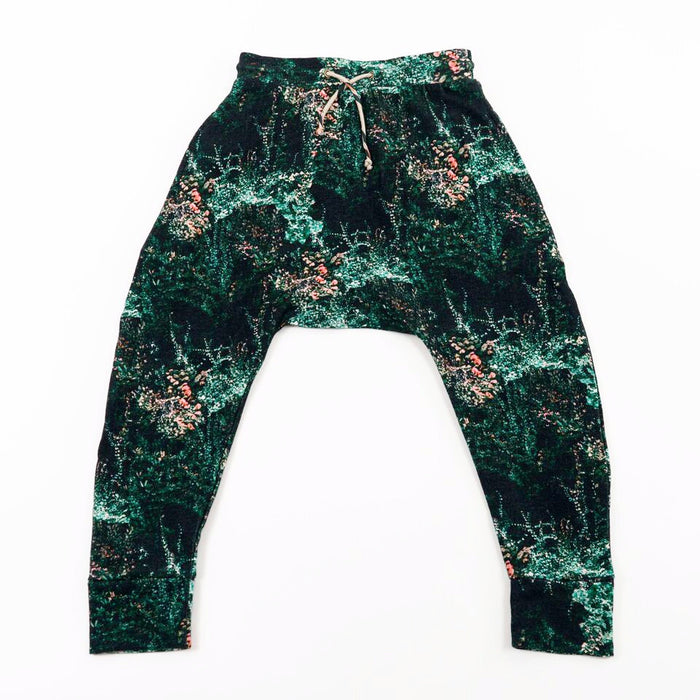 Agatha Cub Jangal Forest Sweatpant on DLK