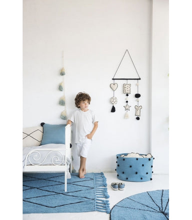 Lorena Canals Washable Bereber Rug on DLK | designlifekids.com