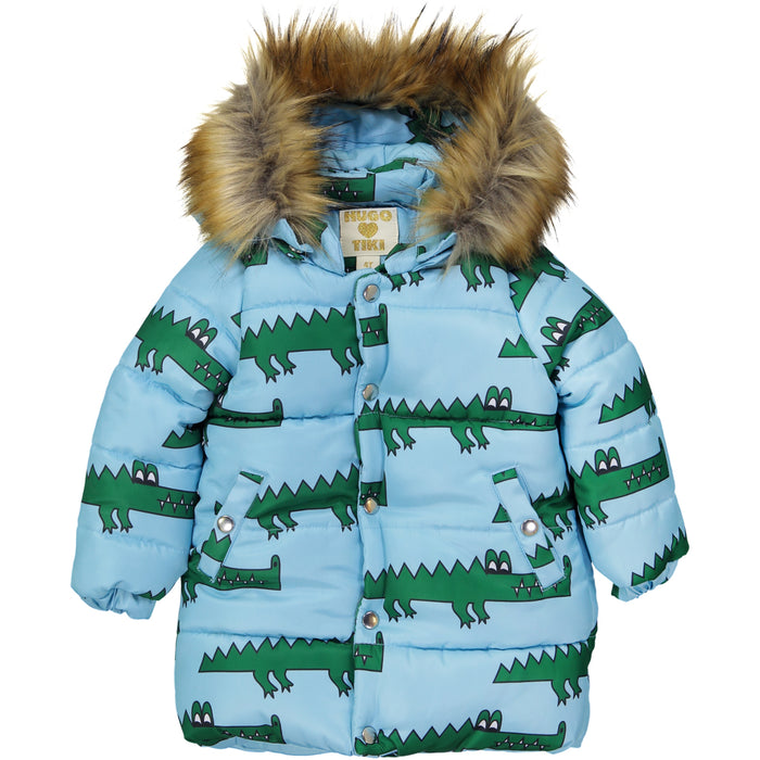 Hugo Loves Tiki Winter Coat on DLK | designlifekids.com