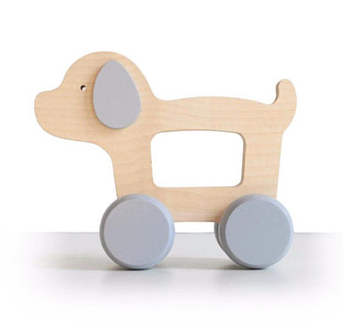 Briki Vroom Vroom Puppy Toy on DLK | designlifekids.com