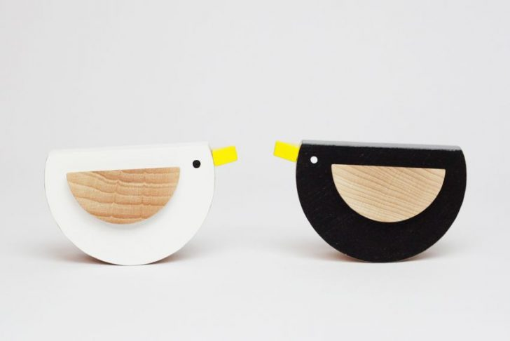 Kutulu Toys Kos Bird Toy on DLK | designlifekids.com