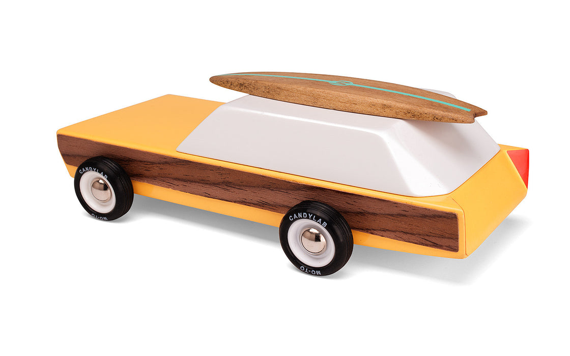 Candylab Toys Woodie Wagon Toy on DLK