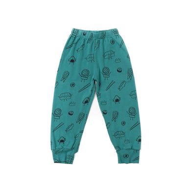 Kira Kids Sushi Bubble Pants on Design Life Kids