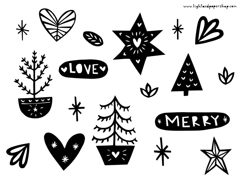Free Holiday Printable!