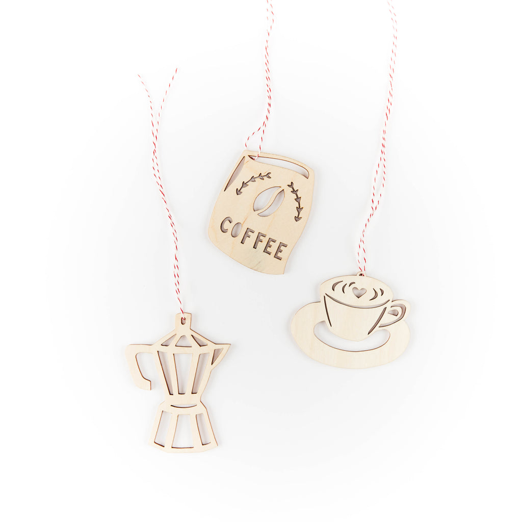 Coffee Lovers Gift Pack - Stephanie Cheng x Light + Paper