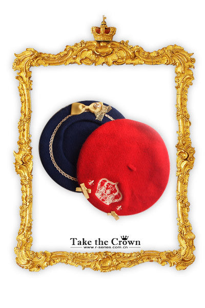 TAKE THE CROWN, Beret