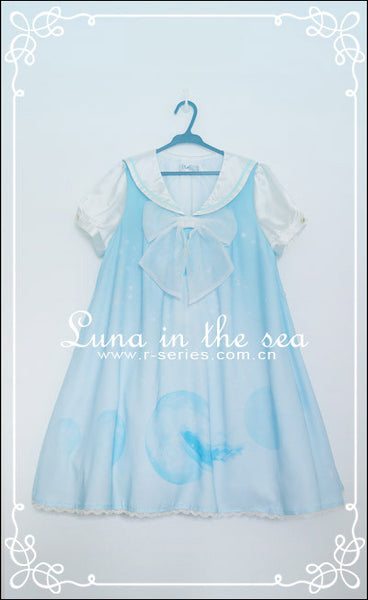 Luna in the sea, OP