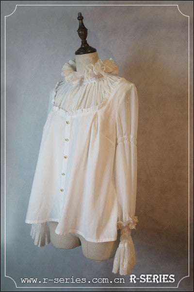 The Emperor's Nightingale, blouse