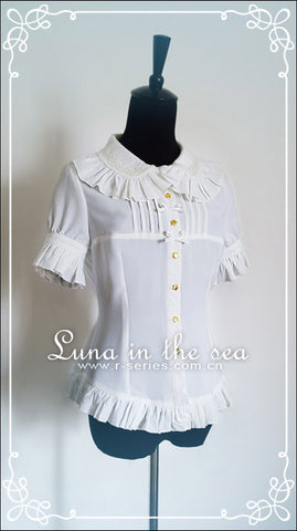 LUNA IN THE SEA, BLOUSE