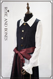 Nightmares Fantasy, Side Skirt Vest