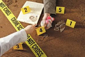 CSI: Who Killed Henry Ward? Lab Activity Refill Kit