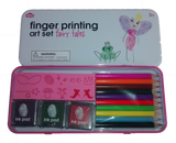 Finger Printing Art Set Fairy Tales