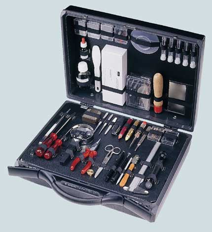 """UNIVERSAL 102"" INVESTIGATION KIT"