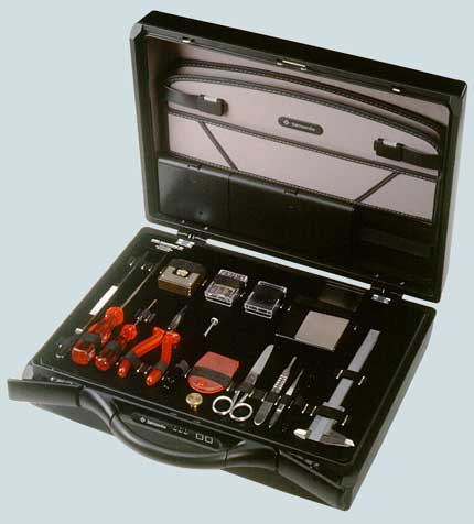 BURGLARY INVESTIGATION KIT