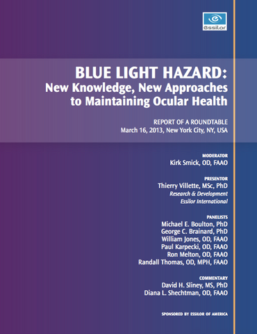 07474163cd9 Blue Light Hazard  New Knowledge