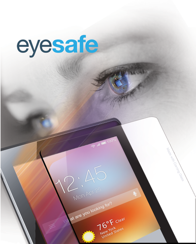 Eyesafe RPF Tablet Screen Covers with Accessory Glass 2 by Corning - Healthe