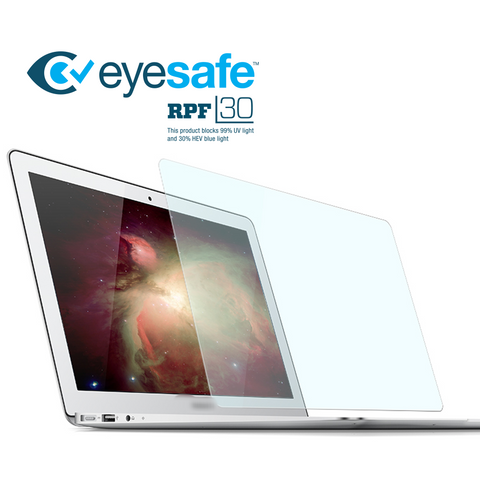 RPF 30 Laptop Eyesafe Screen Cover w Matte finish & EZ Apply System (all sizes) - Healthe