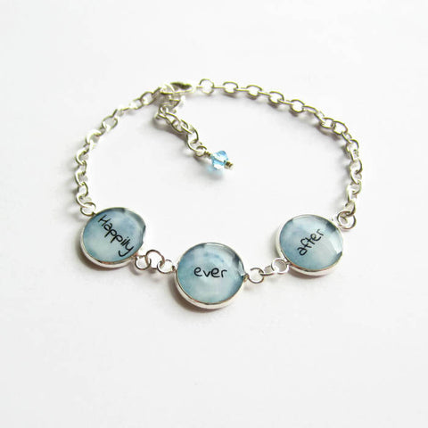 Happily Ever After Charm Bracelet - Because of Annie
