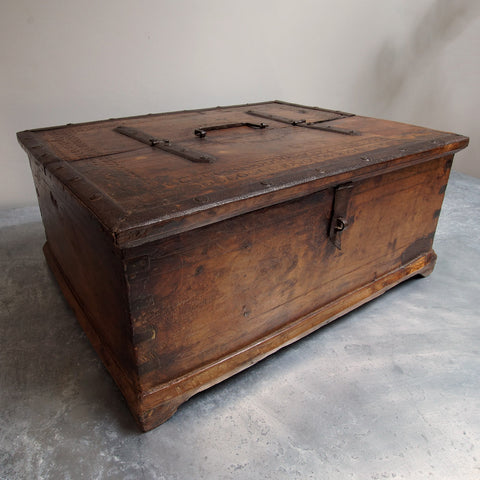 Large Merchant's Box - Smith & Stocking  - 1