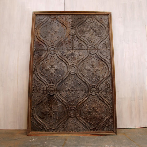 Iron Ceiling Panels - Smith & Stocking  - 1