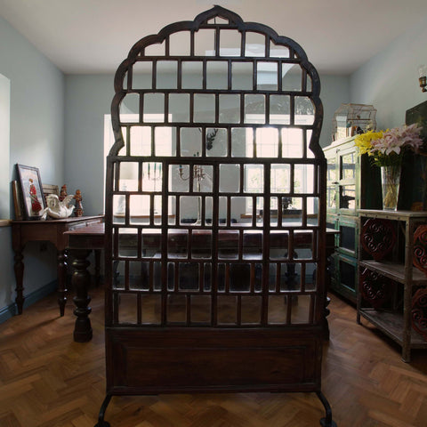 Antique Decorative Screen - Smith & Stocking  - 1