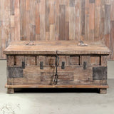 Coffee Table Trunk - Smith & Stocking  - 2