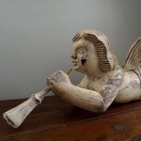 Carved Angel - Smith & Stocking  - 1