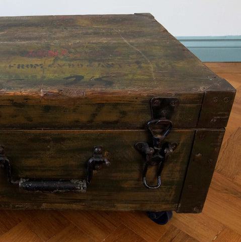 Army Munitions Box - Smith & Stocking  - 1