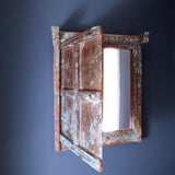 Old Window Shutter Mirror - Smith & Stocking  - 3