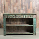 Carved Bookcase - Smith & Stocking  - 1