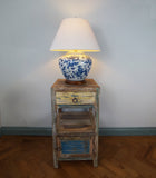Beach House Lamp Table - Smith & Stocking  - 2