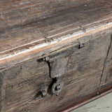 Old Limed Trunk - Smith & Stocking  - 2