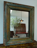 Rustic Wooden Mirror - Smith & Stocking  - 2
