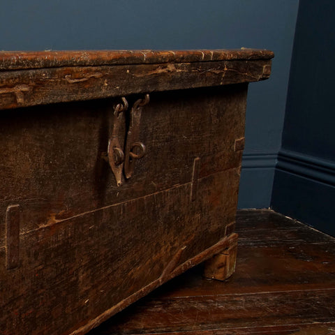 Wooden Trunk - Smith & Stocking  - 1