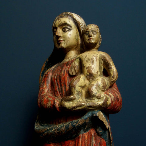 Indo-Portuguese Madonna - Smith & Stocking  - 1