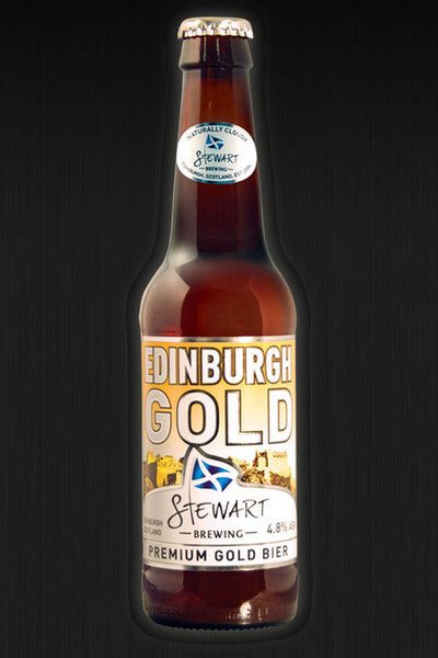 Stewart Brewing Edinburgh Gold (4.8%) 330ml