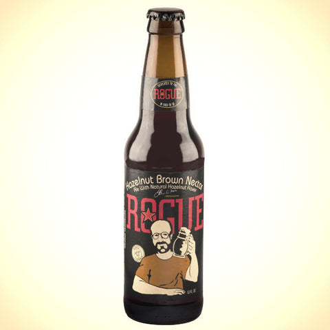 Rogue Hazelnut Brown Nectar (5.6%) 355ml