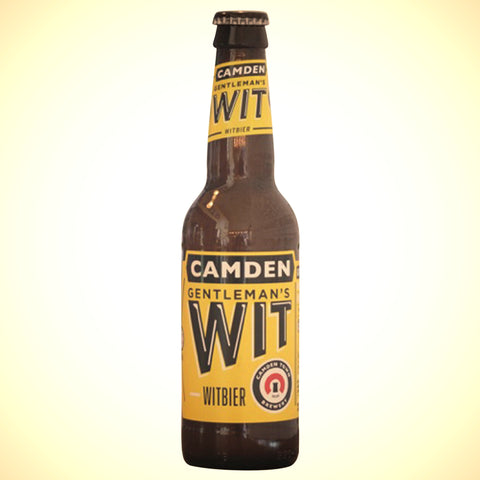 Camden Gentlemen's Wit (4.3%) 330ml