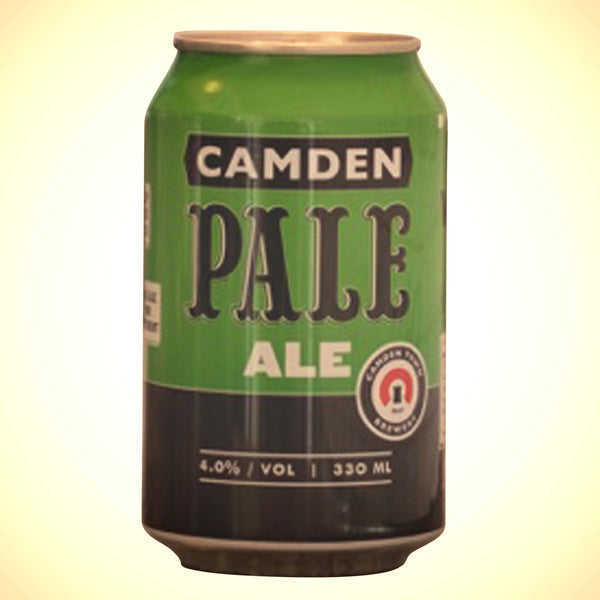 Camden Pale Ale Cans (4%) 330ml