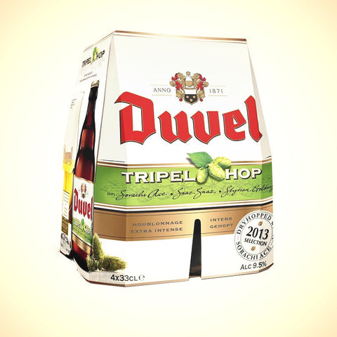 Duvel Tripel Hop 2015 (9.5%) 4x330ml